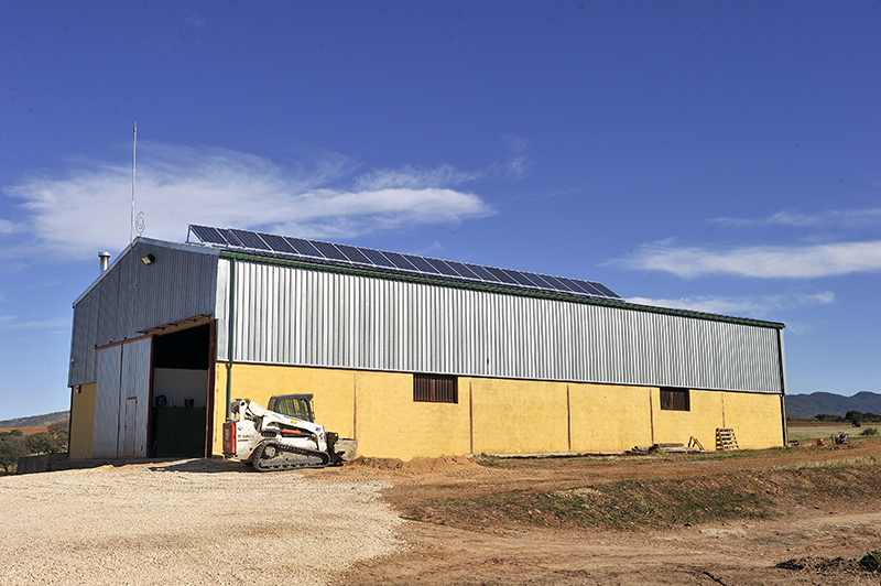 instalcaion completa fotovoltaica betsolar albacete