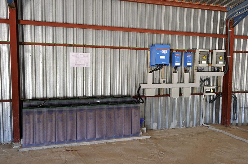 instalcaion completa fotovoltaica