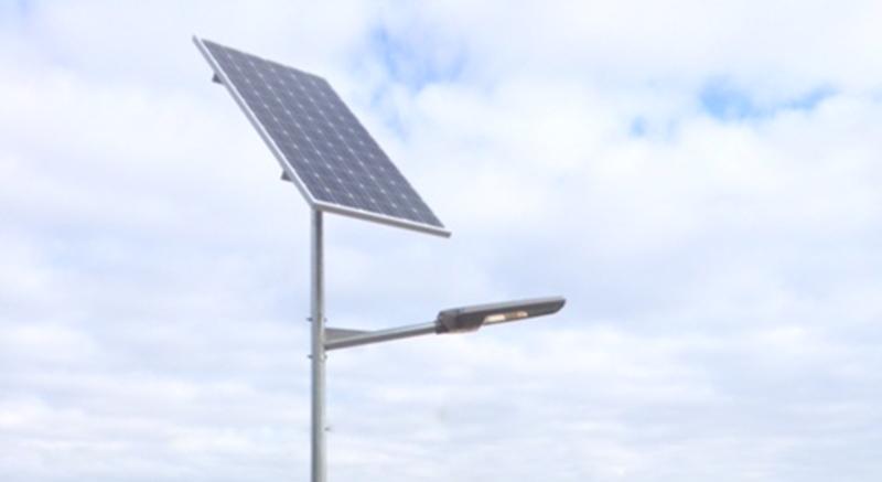 Farolas solares Valenciana Betsolar