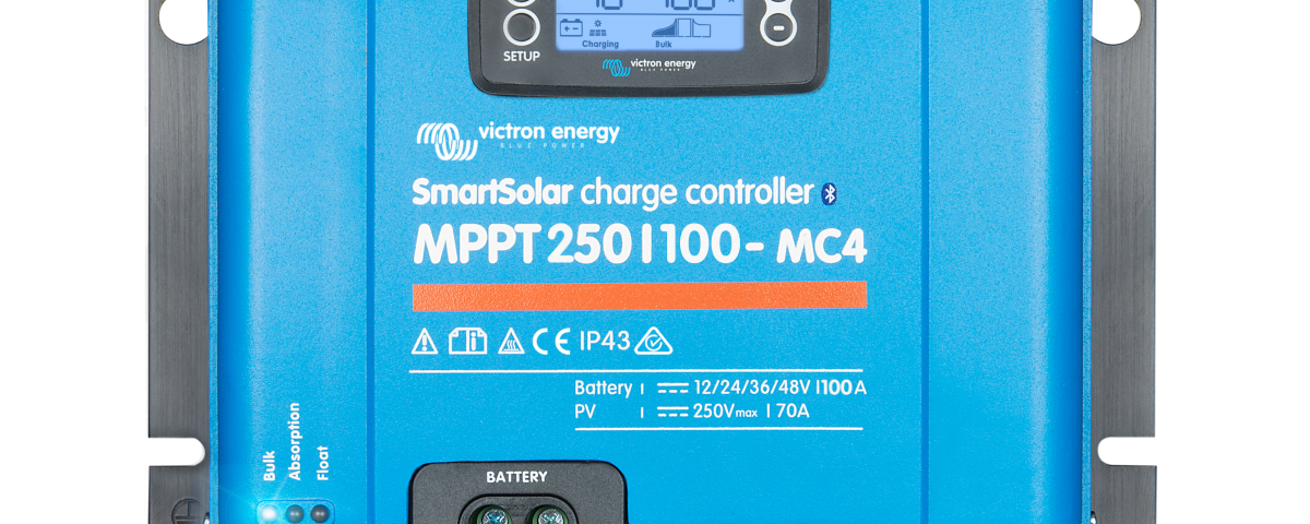 Smart Solar Victron Energy