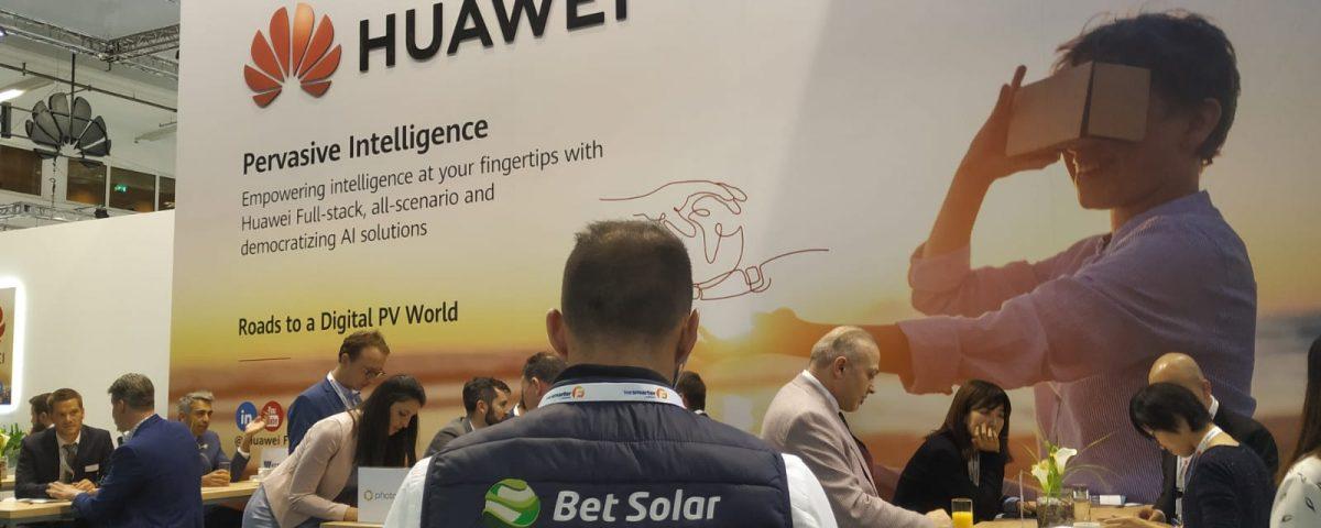 inversores Huawei